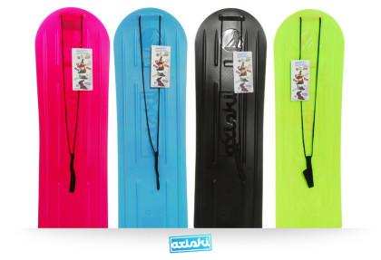Axiski Board Blau
