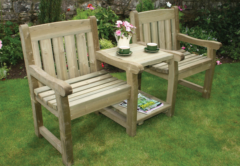 Companion Seat   299 icl. Garden and patio furniture for sale